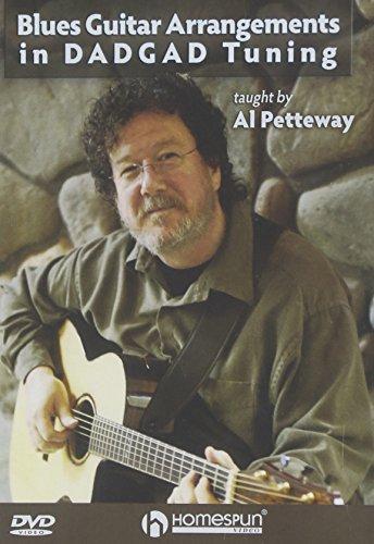 Al Petteway - Blues Guitar Arrangements in DADGAD Tuning