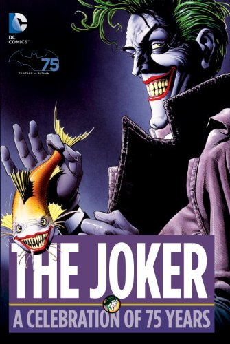 Joker A Celebration of 75 Years HC