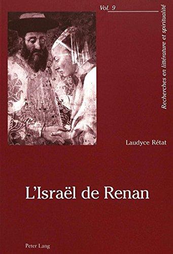 L'Israël de Renan par Laudice Rétat