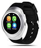 ESTAR Bluetooth Smartwatch with SIM Card Support | Android 5.1 OS | Facebook | Whatsapp | Activity Tracker | Fitness Band | Music | Micro SD card Support COMPATIBLE with Samsung F490 and all other Smartphones Amazon Rs. 1999.00