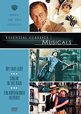 Essential Classics: Musicals [3 DVDs]