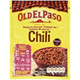 Old El Paso Epices pour Chili 39 g  - Lot de  8