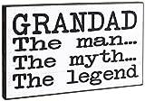 """Chickidee Homeware """"Grandad el hombre"""