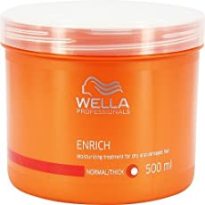 Wella Enrich Treatment for Coarse Hair, 16.9 oz
