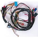 Unbekannt Elektrischer Kabelbaum MBK Nitro & Yamaha Aerox bis Bj.03 schwarz 87875 Motorrad