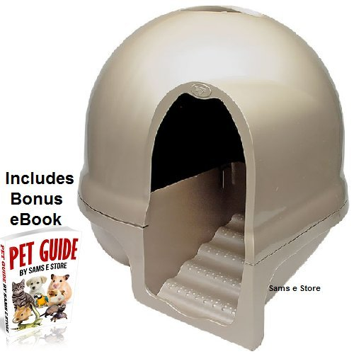 cat-litter-box-innovative-dome-design-with-steps-toilet-is-suitable-for-large-breeds-comes-with-acti