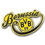 Borussia Dortmund Pin / Button / Anstecker BVB 09 Schriftzug Borussia