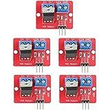 3.3V / 5V IRF520 MOSFET Driver Modules PWM Driving Control Schede di Commutazione Uscita 0-24V per Arduino Raspberry Pi 5pcs