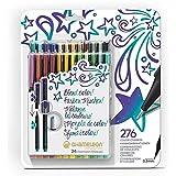 Chameleon Fineliner 24-Pen Fineliner Kalem, Bold Colors Set - Yoğun Koyu Renkler