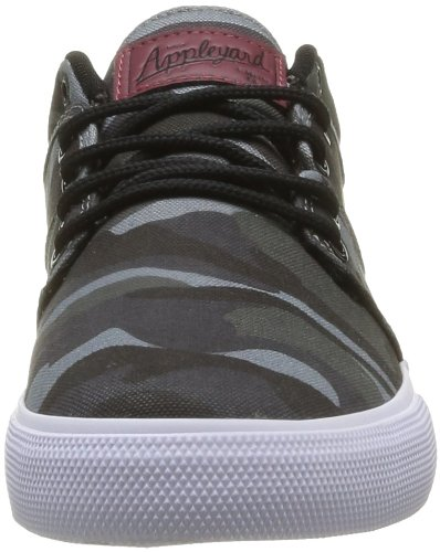 Globe Mahalo Mid, Chaussures de skateboard homme Bleu (20049)