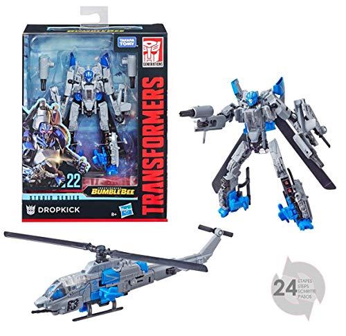 Transformers Hasbro MV6 Studio Series 20 TF6 Blue Light 1