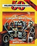 Telecharger Livres 50 MILLIONS DE CONSOMMATEURS No 120 du 01 12 1980 LUNETTES TROP CHERES 35 ENCEINTES HI FI A L ESSAI 3 BONS RAPPORTS QUALITE PRIX (PDF,EPUB,MOBI) gratuits en Francaise