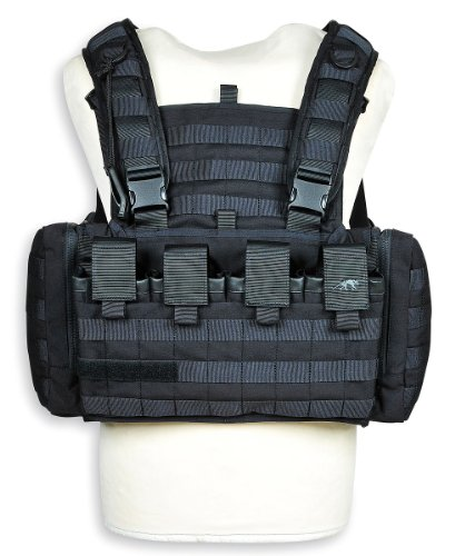 Tasmanian Tiger Funktionsweste Chest Rig MKII, black, One size, 7616