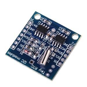 I2C DS1307 wirklich Zeit Uhr Modul für Arduino Tiny RTC