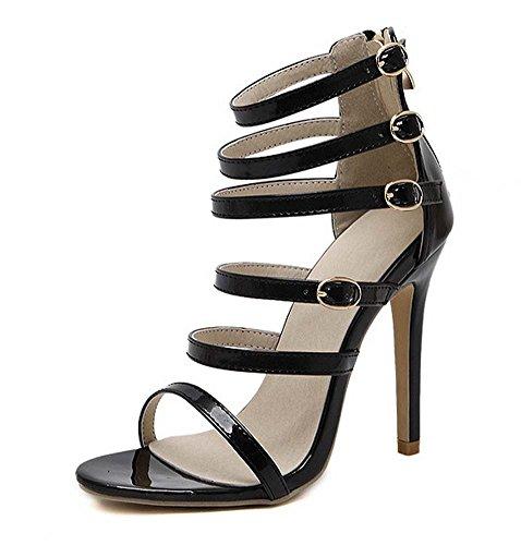 L&Y Scarpe da ginnastica delle scarpe da ginnastica delle scarpe con le scarpe da ginnastica delle scarpe con le scarpe da ginnastica Nero
