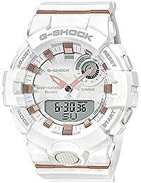 Casio Reloj Analógico-Digital para Unisex Adultos Correa en Resina GMA-B800-7AER