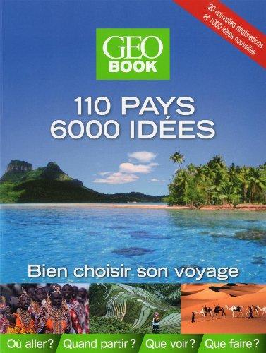 GEOBOOK : 110 pays, 6000 idées por GEO