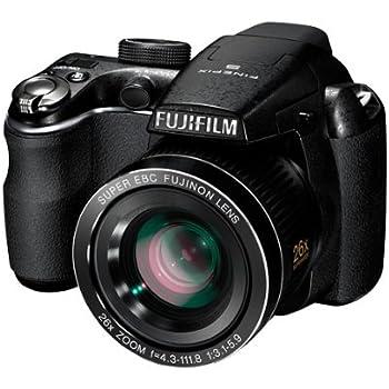 Fujifilm FINEPIX S3300 Digitalkamera (14 Megapixel, 26-fach opt. Zoom, 7,6 cm (3 Zoll) Display, bildstabilisiert)