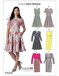 Schnittmuster kleid damen baumwolle