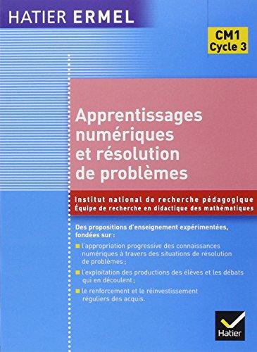 Apprentissages numériques et résolution de problèmes CM1