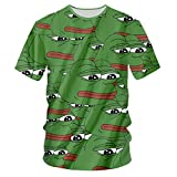 Unisex 3D Print Pepe Der Frosch Hoodies/Sweatpants/Langarm Sweat Shirt/T-Shirts