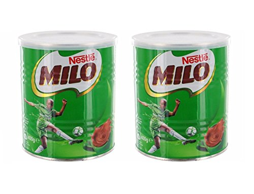 Pamai Pai® Doppelpack: 2 x 400g Milo Nestle Instant Getränk mit Kakao und Gerstenmalz