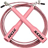 Best RDX jump rope - RDX Skipping Rope Ladies Adjustable Steel Gym Jump Review