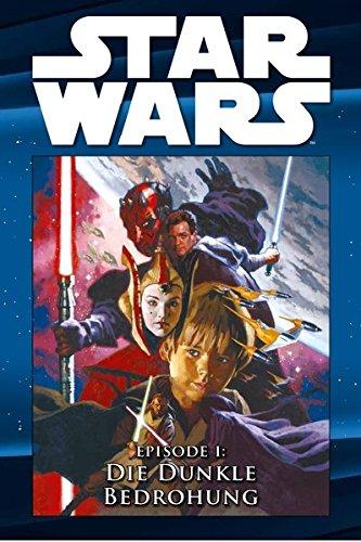 Star Wars Comic-Kollektion: Bd. 20: Episode I: Die dunkle Bedrohung