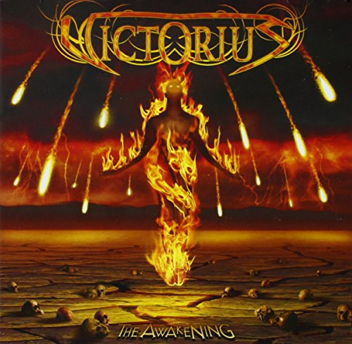 Victorius: The Awakening (Audio CD)