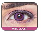 Wild Violet GLAMOUR EYE Color Contact Le...