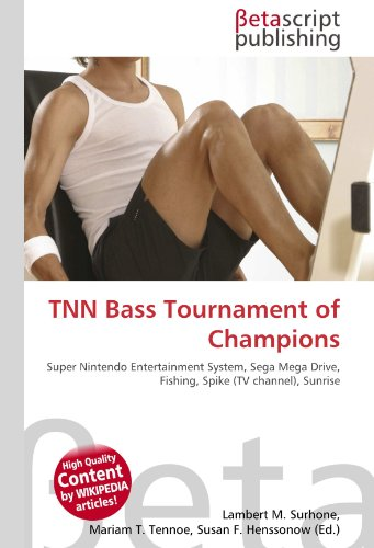 tnn-bass-tournament-of-champions-super-nintendo-entertainment-system-sega-mega-drive-fishing-spike-t