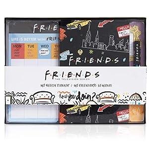 Friends Material Escolar, Set Papelería