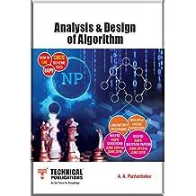 Amazon mrs anuradha a puntambekar books analysis design of algorithm for rgpv sem iv cse course 2015 fandeluxe Image collections