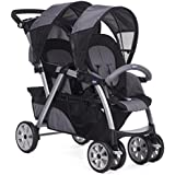 Chicco Double Together Poussette