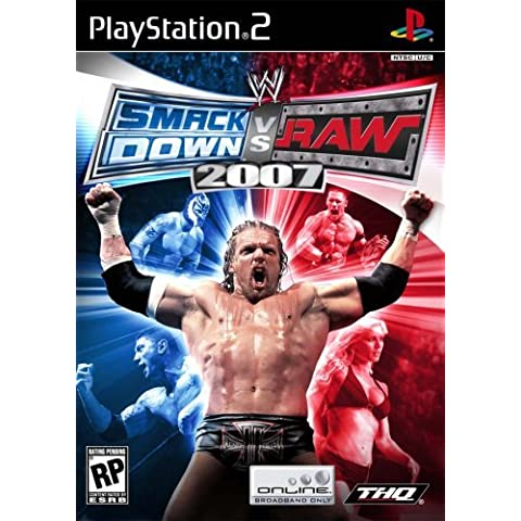 WWE SmackDown vs. Raw 2007 - PlayStation 2 by THQ