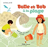 Bulle et Bob à la plage (1CD audio)