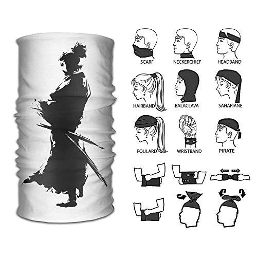 Headband Samurai Outdoor Multifunctional Headwear 16 Ways To Wear Your Magic Headwear Scarf