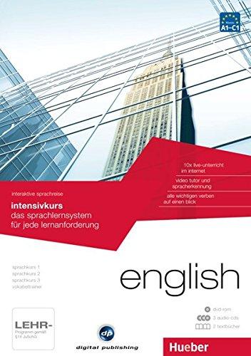 interaktive sprachreise intensivkurs english: das sprachlernsystem für jede lernanforderung /...