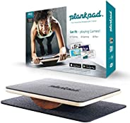 plankpad – Full-Body Fitness Trainer con aplicación para iOS y Android – Innovative Balance Board from Shark T