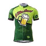 Thriller Rider Sports® Uomo Sport e Tempo Libero Abbigliamento Ciclismo Magliette Manica Corta Large