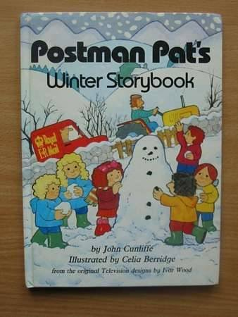 Image of Postman Pat's Winter Storybook