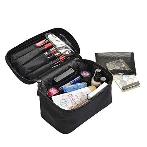 Kosmetiktasche, Kapmore Tote Toiletry Bag Tragbare Kosmetische Lagerung Tasche Reise Toilettenartikel Veranstalter
