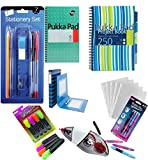 Pukka Pack Student Funtastic Back To School University Education Essentials - BLUE