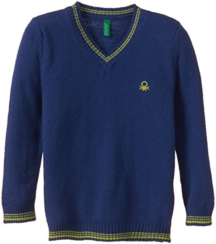 UCB KIDS Baby Boys' Sweater (14A1032Q4192G_Blue_1-Y)