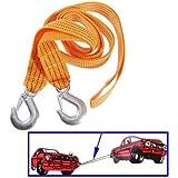 Cuerda De Cable De Remolque Del Vehículo, Longitud: 5M