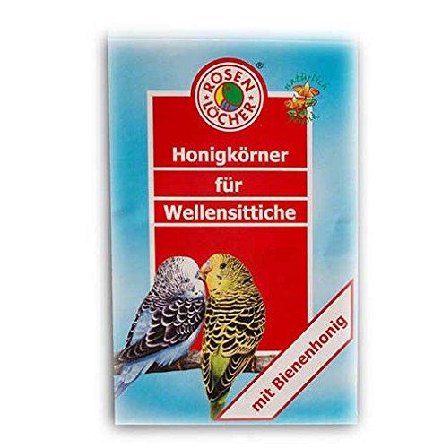 Rosenlöcher- Honigkörner 20g