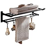 Duschgestelle für Badezimmer No Rust, Wandregal Rostfreies Regal für Toilette Badezimmer Trennwand