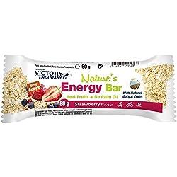 Victory Endurance NatureŽs Energy Bar Fresa 24 Unidades 1500 g