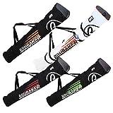 Brubaker Skitasche Ski Bag 'Carver Champion' gepolsterter Skisack für 1 Paar Ski und Stöcke 170 cm oder 190 cm