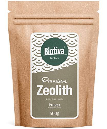 poudre de zéolite (500g), de la poudre de zéolite de la qualité la plus haute avec une teneur...